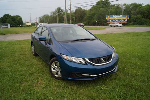 2015 Honda Civic for sale at Royal Auto Inc. in Columbus OH