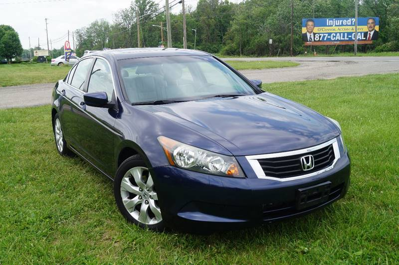 2008 Honda Accord for sale at Royal Auto Inc. in Columbus OH