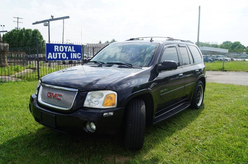 2006 GMC Envoy for sale at Royal Auto Inc. in Columbus OH