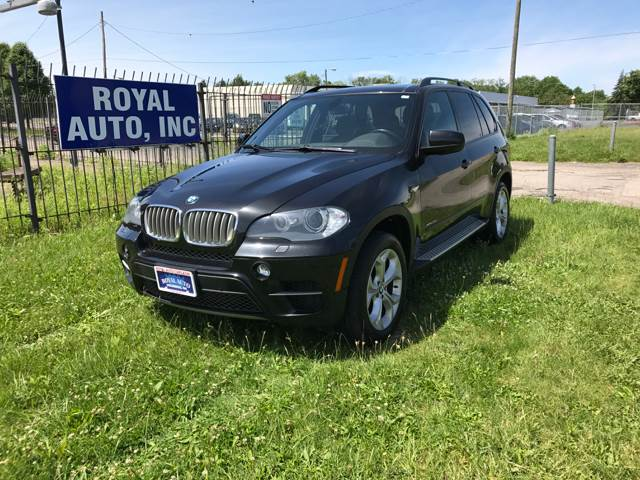 2011 BMW X5 for sale at Royal Auto Inc. in Columbus OH