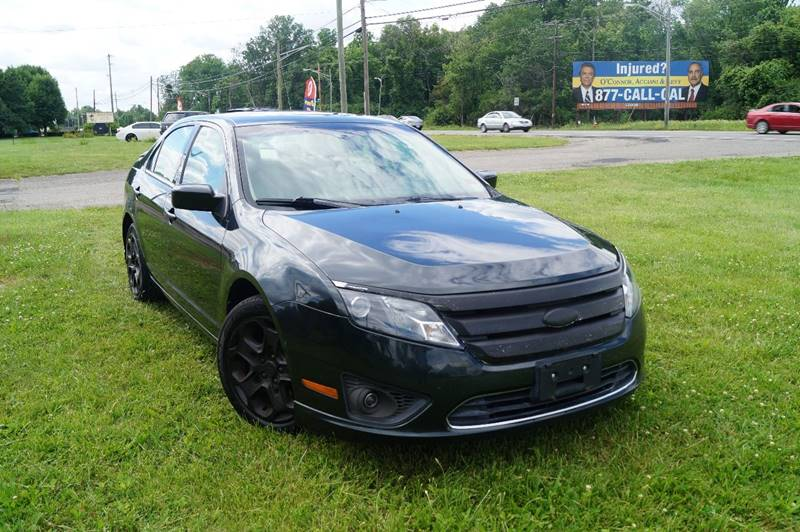2010 Ford Fusion for sale at Royal Auto Inc. in Columbus OH