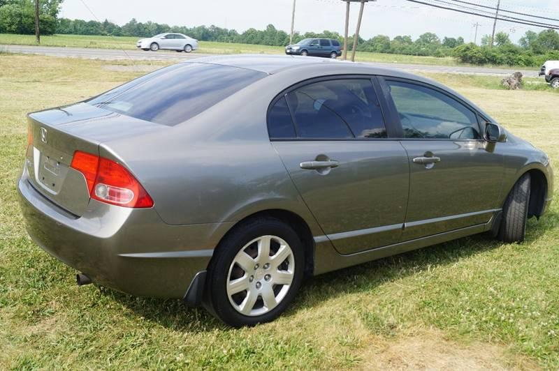 2008 Honda Civic for sale at Royal Auto Inc. in Columbus OH