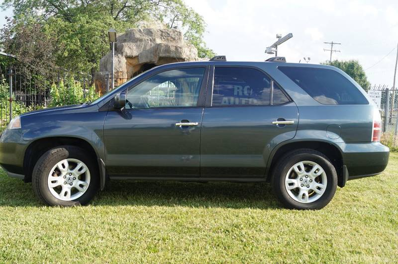 2006 Acura MDX for sale at Royal Auto Inc. in Columbus OH