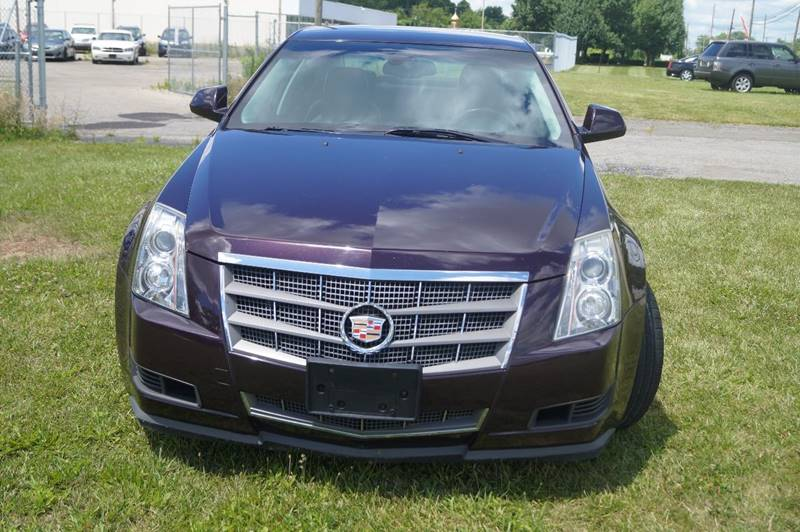 2008 Cadillac CTS for sale at Royal Auto Inc. in Columbus OH