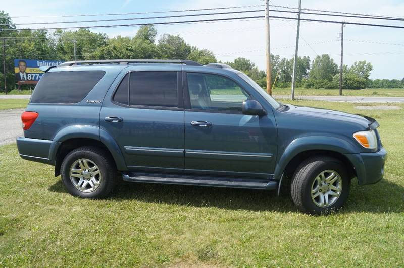 2006 Toyota Sequoia for sale at Royal Auto Inc. in Columbus OH