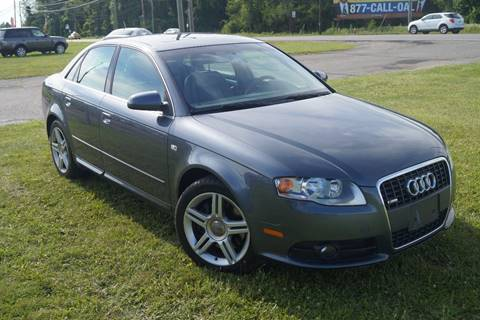 2008 Audi A4 for sale at Royal Auto Inc. in Columbus OH
