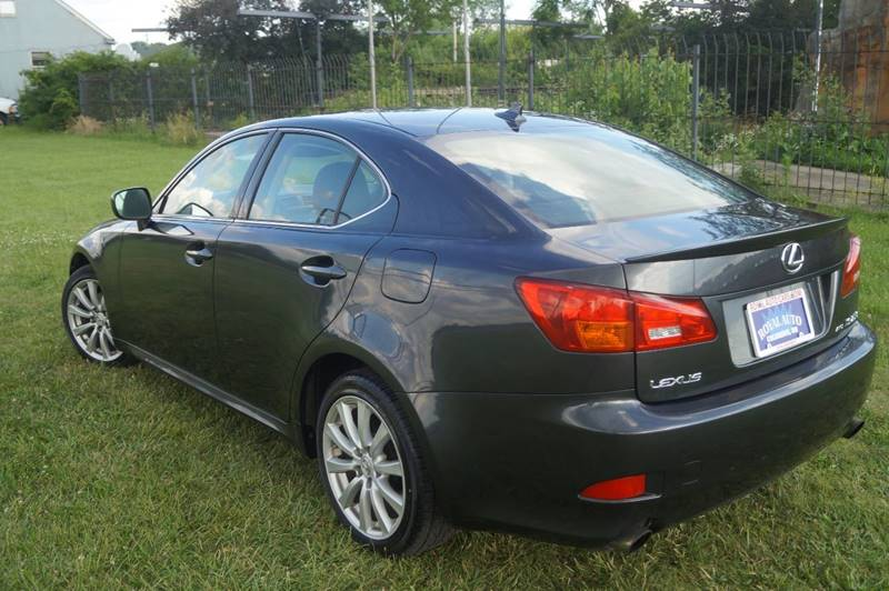 2008 Lexus IS 250 for sale at Royal Auto Inc. in Columbus OH
