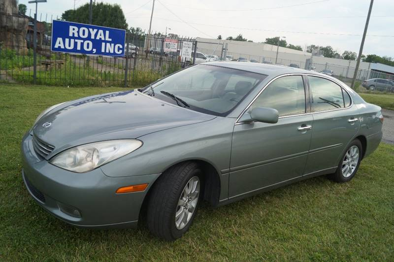 2004 Lexus ES 330 for sale at Royal Auto Inc. in Columbus OH
