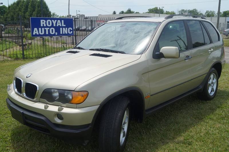 2003 BMW X5 for sale at Royal Auto Inc. in Columbus OH
