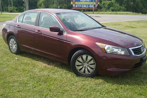 2009 Honda Accord for sale at Royal Auto Inc. in Columbus OH
