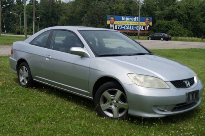 2005 Honda Civic for sale at Royal Auto Inc. in Columbus OH