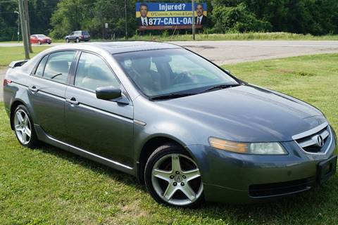 2004 Acura TL for sale at Royal Auto Inc. in Columbus OH