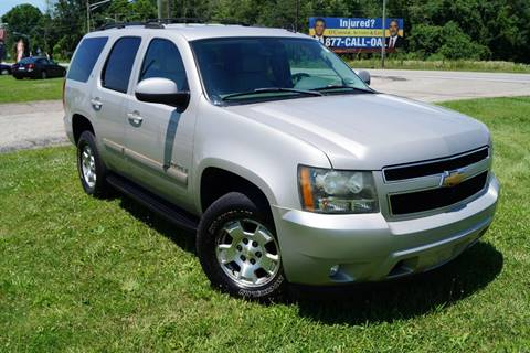 2007 Chevrolet Tahoe for sale at Royal Auto Inc. in Columbus OH