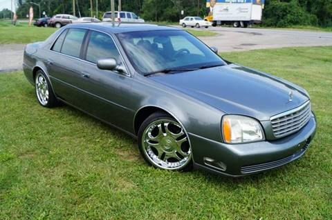 2005 Cadillac DeVille for sale at Royal Auto Inc. in Columbus OH