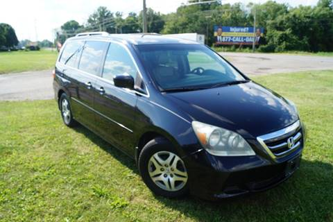 2007 Honda Odyssey for sale at Royal Auto Inc. in Columbus OH