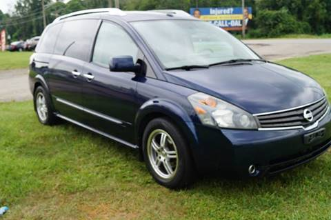 2007 Nissan Quest for sale at Royal Auto Inc. in Columbus OH