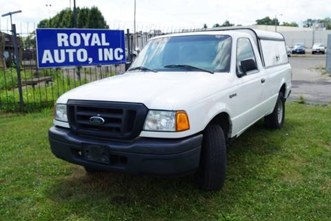2004 Ford Ranger for sale at Royal Auto Inc. in Columbus OH