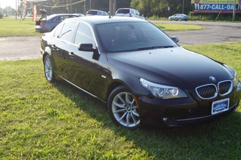 2008 BMW 5 Series for sale at Royal Auto Inc. in Columbus OH