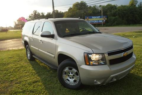 2007 Chevrolet Suburban for sale at Royal Auto Inc. in Columbus OH