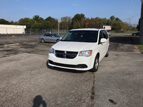2012 Dodge Grand Caravan for sale at Royal Auto Inc. in Columbus OH