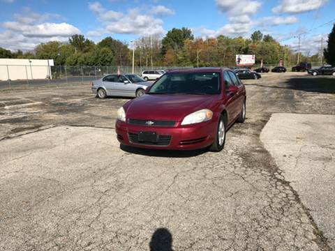2006 Chevrolet Impala for sale at Royal Auto Inc. in Columbus OH