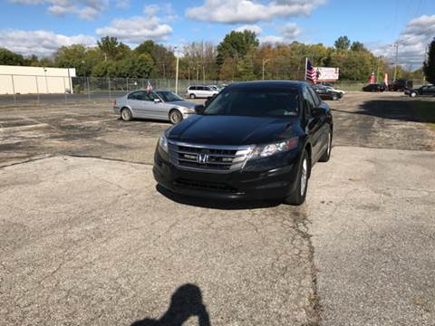 2012 Honda Crosstour for sale at Royal Auto Inc. in Columbus OH