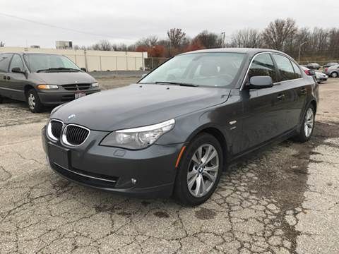 2009 BMW 5 Series for sale at Royal Auto Inc. in Columbus OH