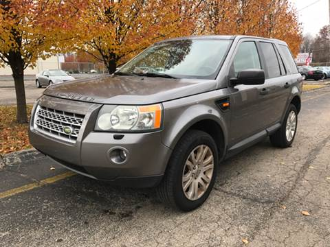 2008 Land Rover LR2 for sale at Royal Auto Inc. in Columbus OH