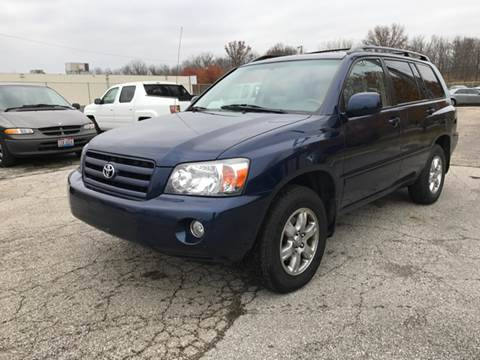 2005 Toyota Highlander for sale in Columbus, OH
