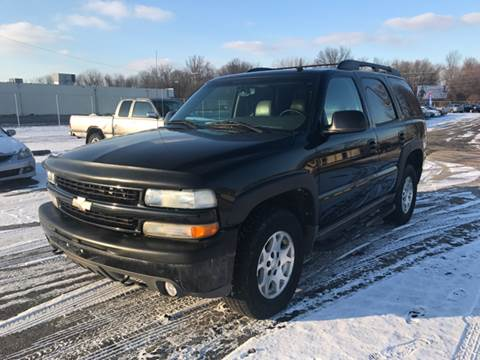 2004 Chevrolet Tahoe for sale at Royal Auto Inc. in Columbus OH