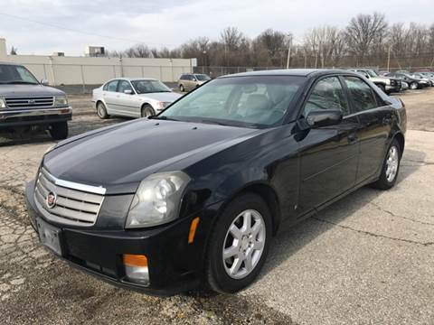 2006 Cadillac CTS for sale at Royal Auto Inc. in Columbus OH