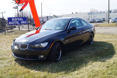 2007 BMW 3 Series for sale at Royal Auto Inc. in Columbus OH
