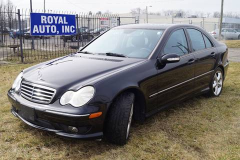 2006 Mercedes-Benz C-Class for sale at Royal Auto Inc. in Columbus OH