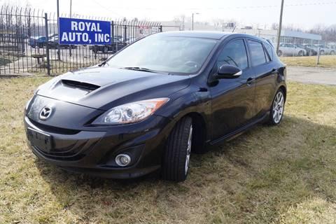 2012 Mazda MAZDASPEED3 for sale in Columbus, OH