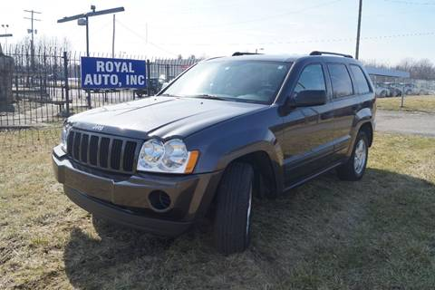 2006 Jeep Grand Cherokee for sale in Columbus, OH