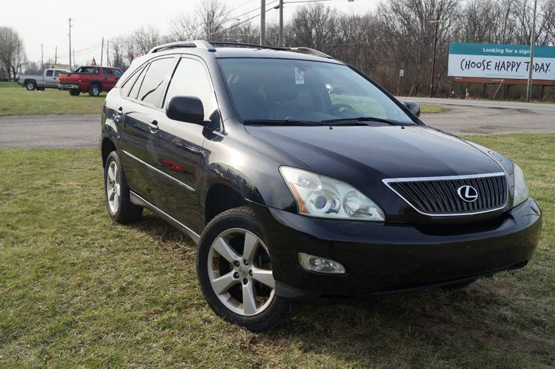 2007 Lexus RX 350 for sale at Royal Auto Inc. in Columbus OH