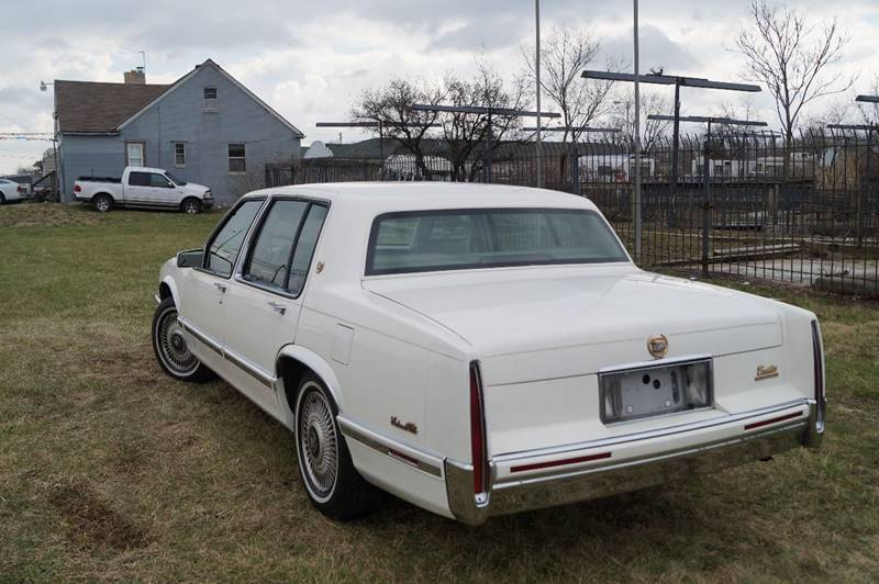 1993 Cadillac DeVille for sale at Royal Auto Inc. in Columbus OH