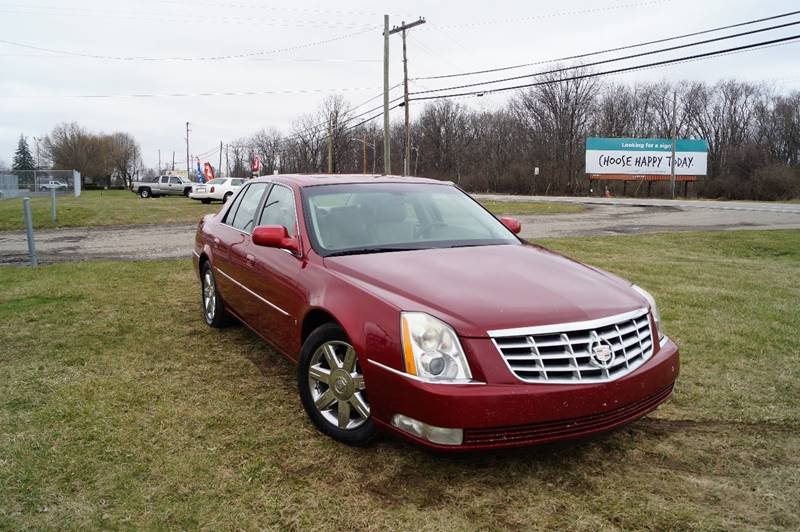 2006 Cadillac DTS for sale at Royal Auto Inc. in Columbus OH