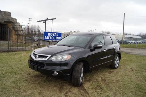2008 Acura RDX for sale in Columbus, OH
