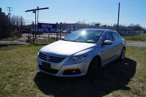 2010 Volkswagen CC for sale at Royal Auto Inc. in Columbus OH
