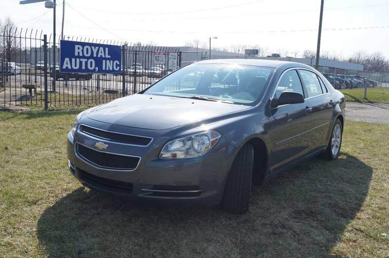 2009 Chevrolet Malibu for sale at Royal Auto Inc. in Columbus OH