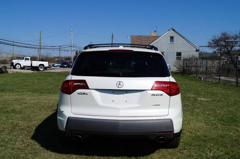 2009 Acura MDX for sale at Royal Auto Inc. in Columbus OH