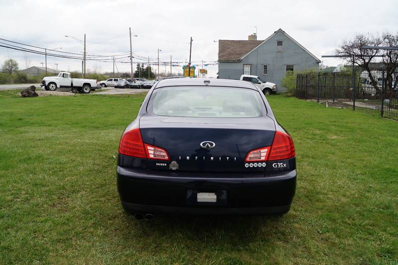 2004 Infiniti G35 for sale at Royal Auto Inc. in Columbus OH