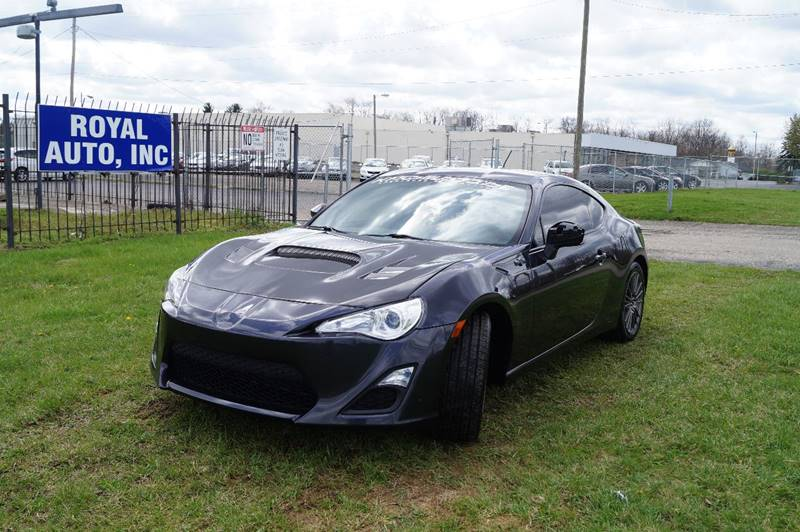 2013 Scion FR-S for sale at Royal Auto Inc. in Columbus OH