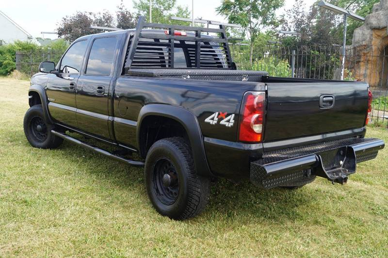 2004 Chevrolet Silverado 2500HD for sale at Royal Auto Inc. in Columbus OH