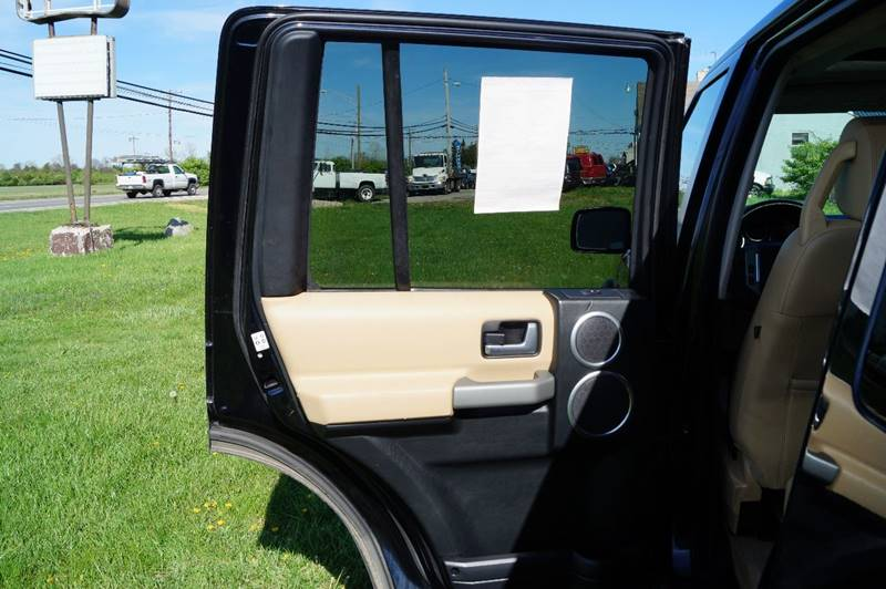 2008 Land Rover LR3 for sale at Royal Auto Inc. in Columbus OH