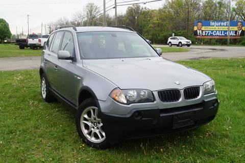 2005 BMW X3 for sale in Columbus, OH