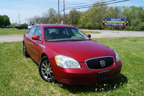 2006 Buick Lucerne for sale at Royal Auto Inc. in Columbus OH
