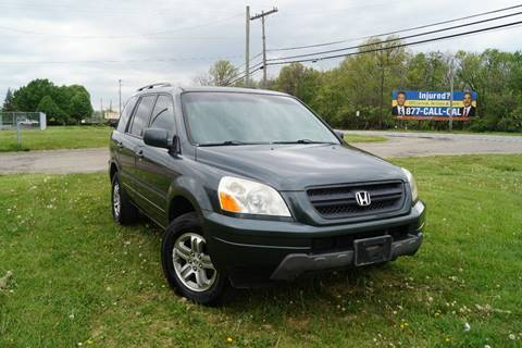 2005 Honda Pilot for sale in Columbus, OH