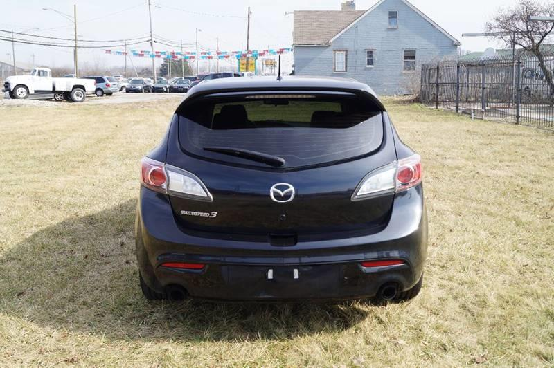 2012 Mazda MAZDASPEED3 for sale at Royal Auto Inc. in Columbus OH